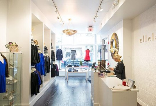 Rittenhouse Square, PA Boutique Commercial Interior Remodel