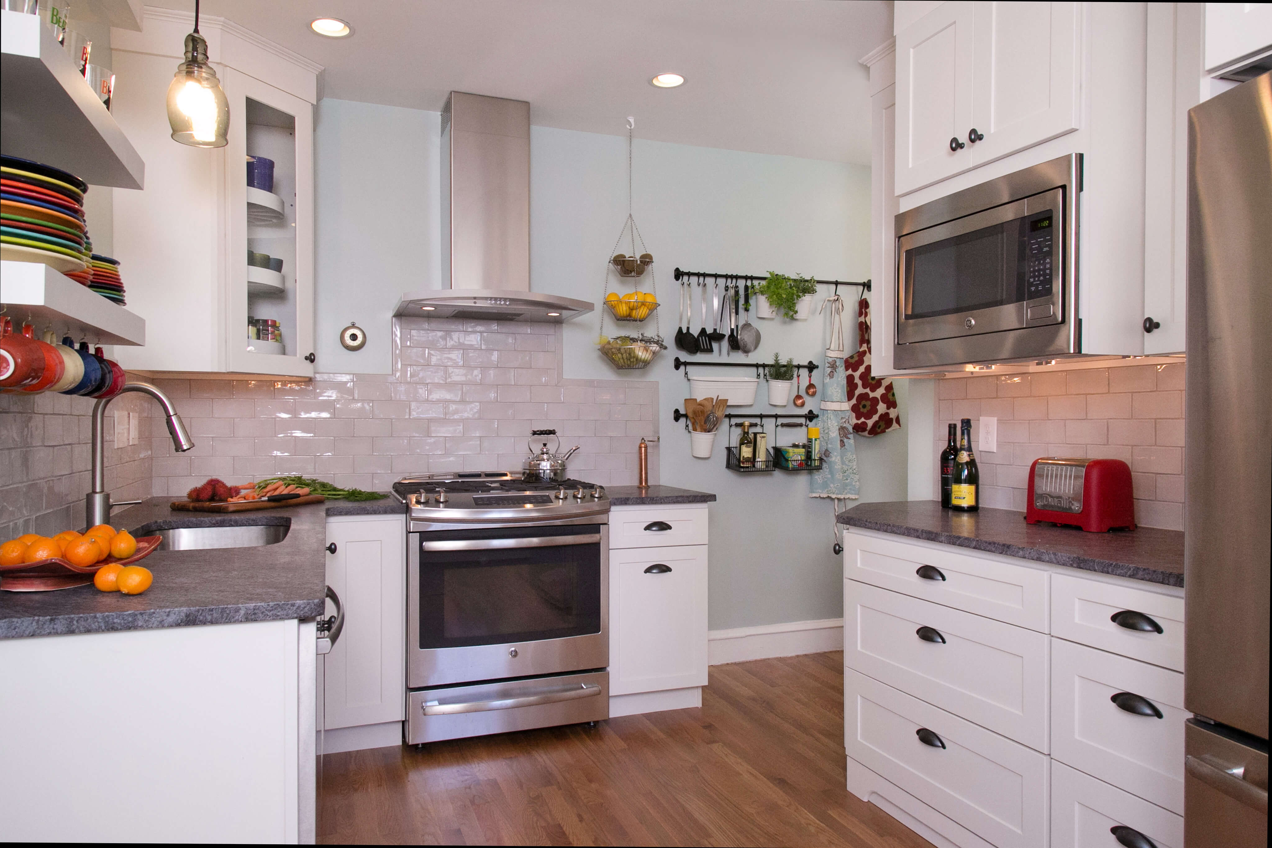 Jenkintown, PA Modern and Homey Kitchen Remodel